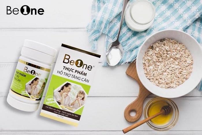 Ngũ cốc Beone giúp tăng cường dinh dưỡng tối đa cho người gầy