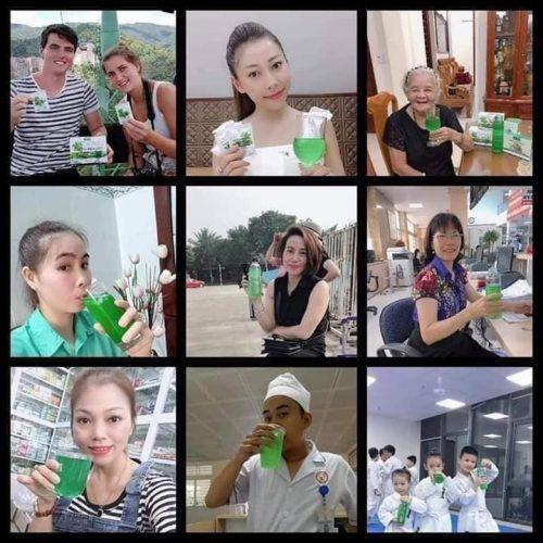 Green Beauty - được nhiều người tin dùng và sử dụng.