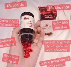 Công dụng nổi bật của Vitamin E