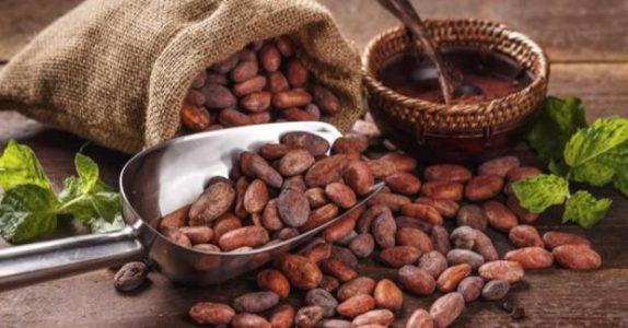 Nalee choco tăng cân với 100% từ cacao nguyên chất.
