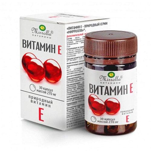 Sản phẩm Vitamin E Đỏ của Nga đang là sản phẩm hot nhất thị trường