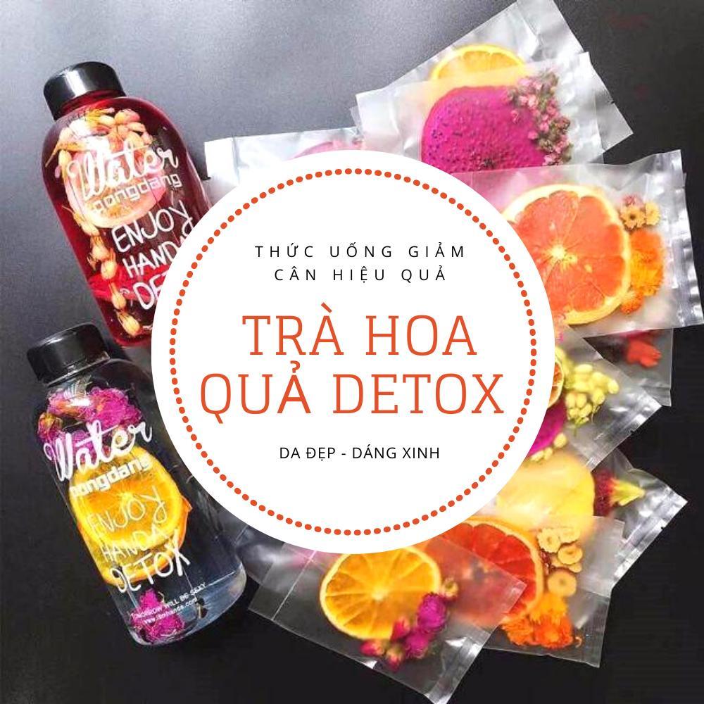 Detox Korea là loại trà detox giảm cân tốt nhất hiện nay