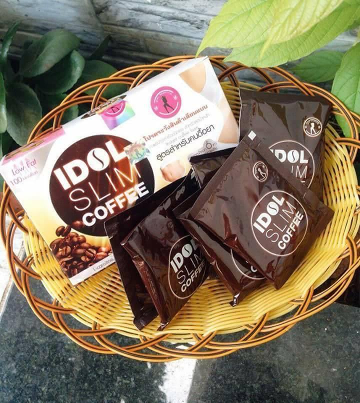 Sản phẩm Idol Slim Coffee
