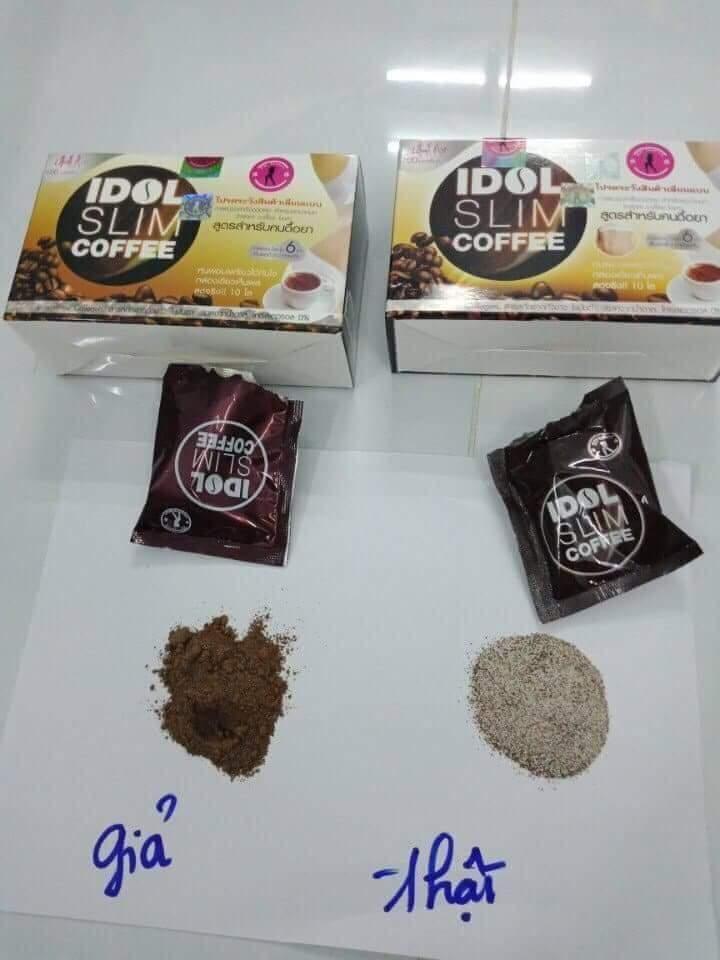 Điểm nhận dạng chính xác nhất là ở chất bột của sản phẩm