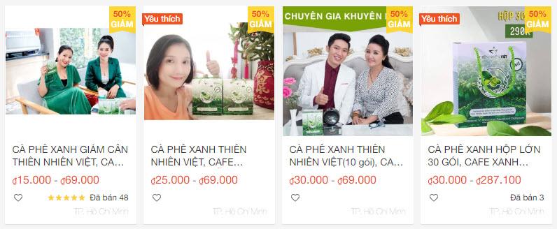 Hàng giả được bán công khai trên Shoppe