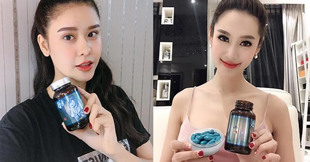 Những người nổi tiếng sử dụng Viên Uống Trắng Da Beauty Plus