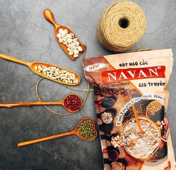 Sản phẩm Ngũ Cốc Navan
